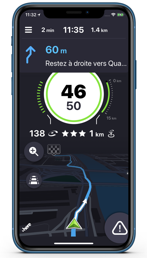 Rencontres GPS Android