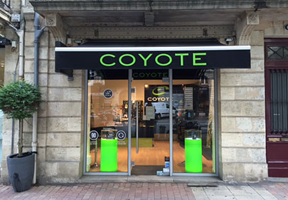 Coyote Store Bordeaux