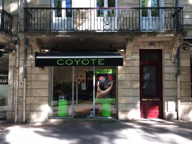 magasin coyote bordeaux tout l quipement du bo tier. Black Bedroom Furniture Sets. Home Design Ideas