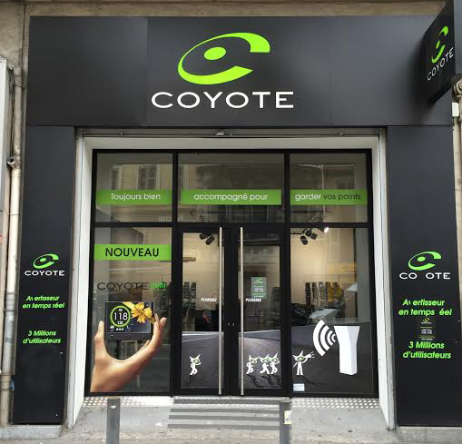 magasin coyote marseille tout l quipement du bo tier gps et info trafic coyote. Black Bedroom Furniture Sets. Home Design Ideas