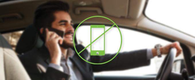 Le risque d'accident dû à une utilisation du téléphone au volant est multiplié par :