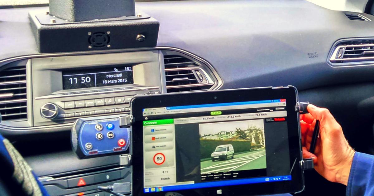 Depuis 2013, combien de voitures radars ont été mises en circulation ?