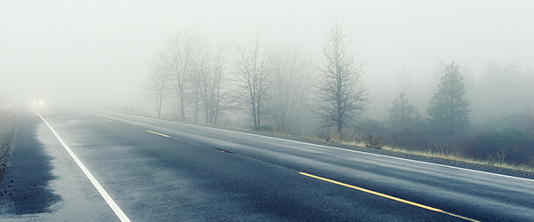 En cas de visibilité inférieure à 50 mètres, la vitesse est limitée à :
