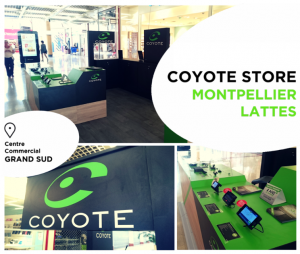 Coyote store