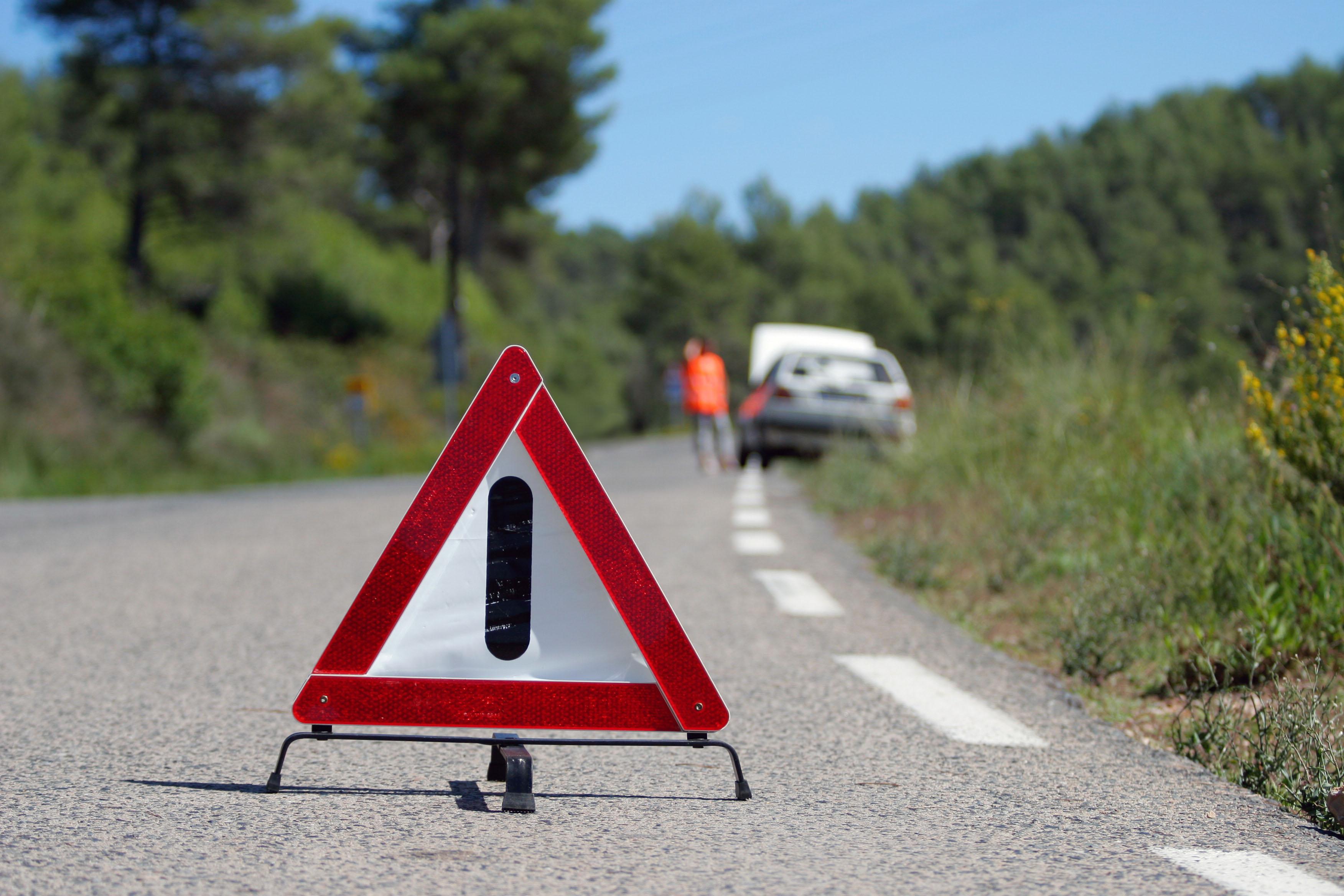 9. Avec une conduite apaisée, il est possible de réduire le risque d'accident :