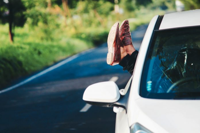 voiture sans chauffeur