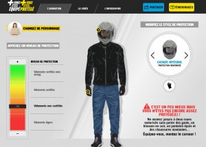 check list equipement motard