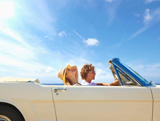 organiser road trip en été