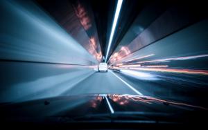 securite routiere sous un tunnel