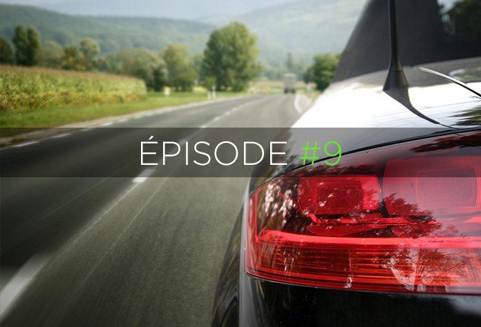 Audi volée en Italie