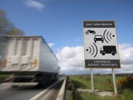 Flash radar : à quelle distance ?