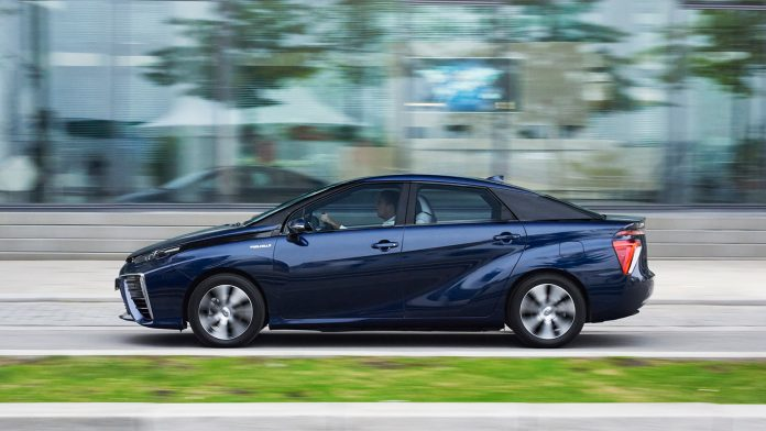 Nouveautés auto Toyota