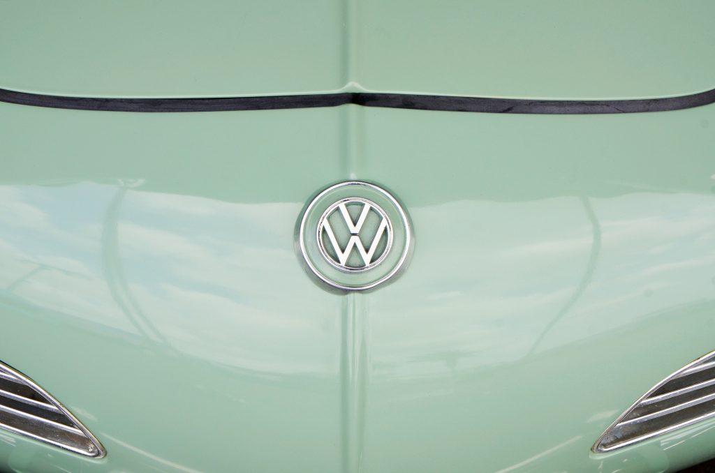 La nouvelle Volskwagen