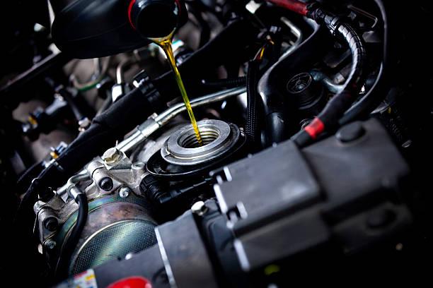 Changer l'huile de moteur