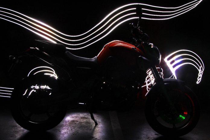 Visuel de moto