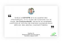 avis client coyote