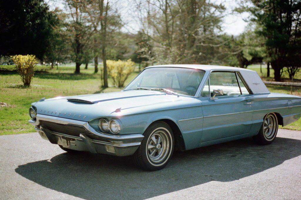 Ford Thunderbird de Thelma et Louise