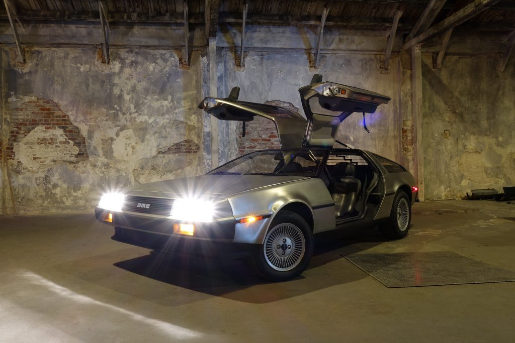 DeLorean du Doc