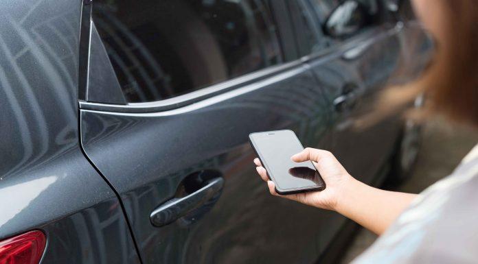 Et si votre smartphone devenait votre clé de voiture ?