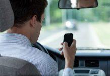 Le téléphone au volant pourrait entraîner la suspension du permis de conduire
