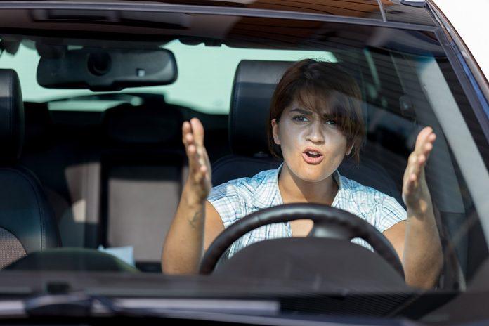 Le palmarès des incivilités sur les routes de France