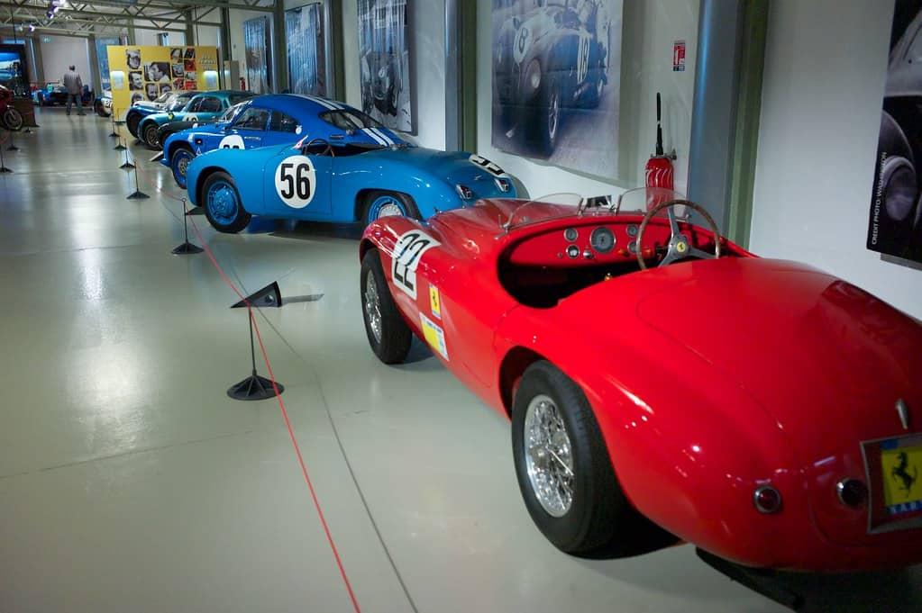 Musée du 24h du Mans