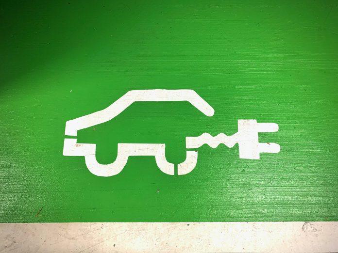 Sigle voiture électrique