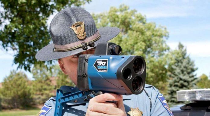 Pistolet-radar