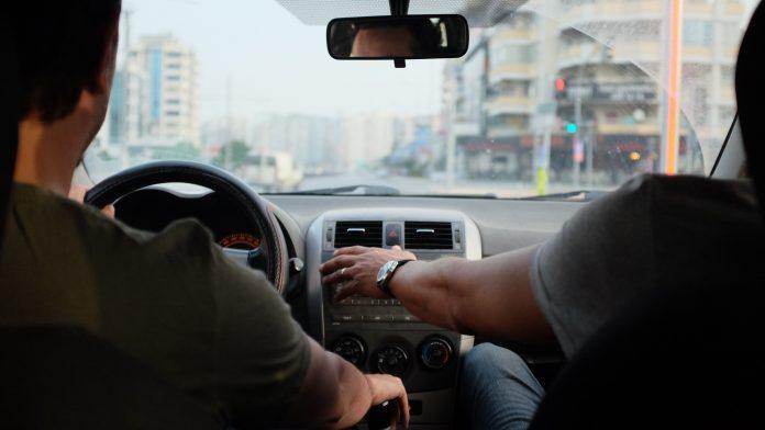 Jeune en conduite accompagnée
