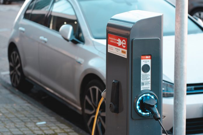 Recharge de voiture électrique