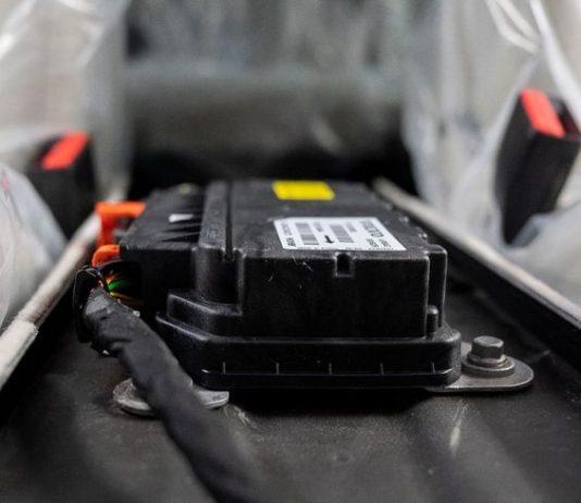 Boîte noire d'une voiture